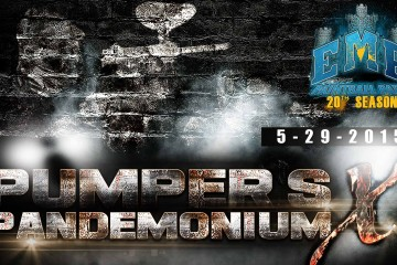 STOCK CLASS PAINTBALL and PUMP REVOLUTION Presents PUMPER'S PANDEMONIUM X