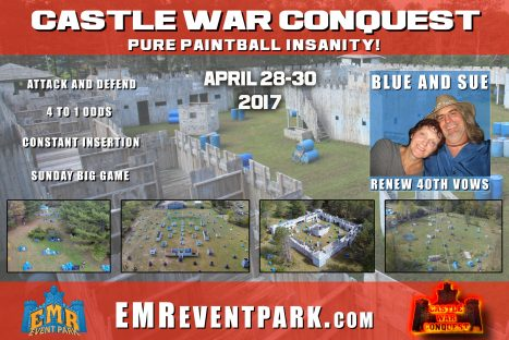 Castle War Conquest / Double Down Big Game