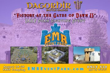 """Victory at the Gates of Dawn II"" LARP Event"