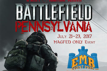 BATTLEFIELD PENNSYLVANIA MAGFED ONLY EVENT