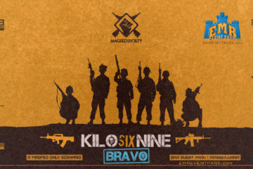 KILO SIX NINE BRAVO Mag-Fed Only Scenario