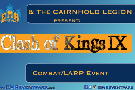 CLASH OF KINGS IX COMBAT EVENT